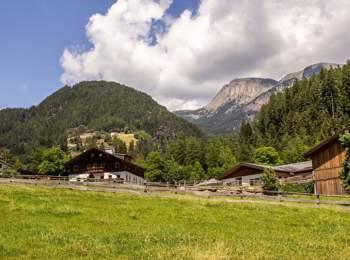 Bauernhof im Sarntal