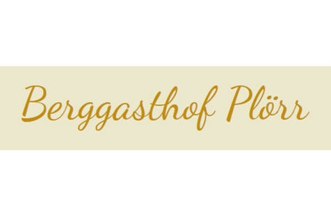 Berggasthof Plörr Logo