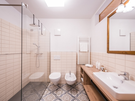 Doppelzimmer Sextner Dolomiten-7