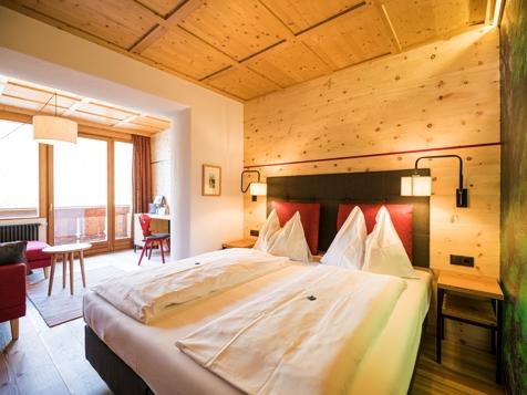 Doppelzimmer Sextner Dolomiten-4