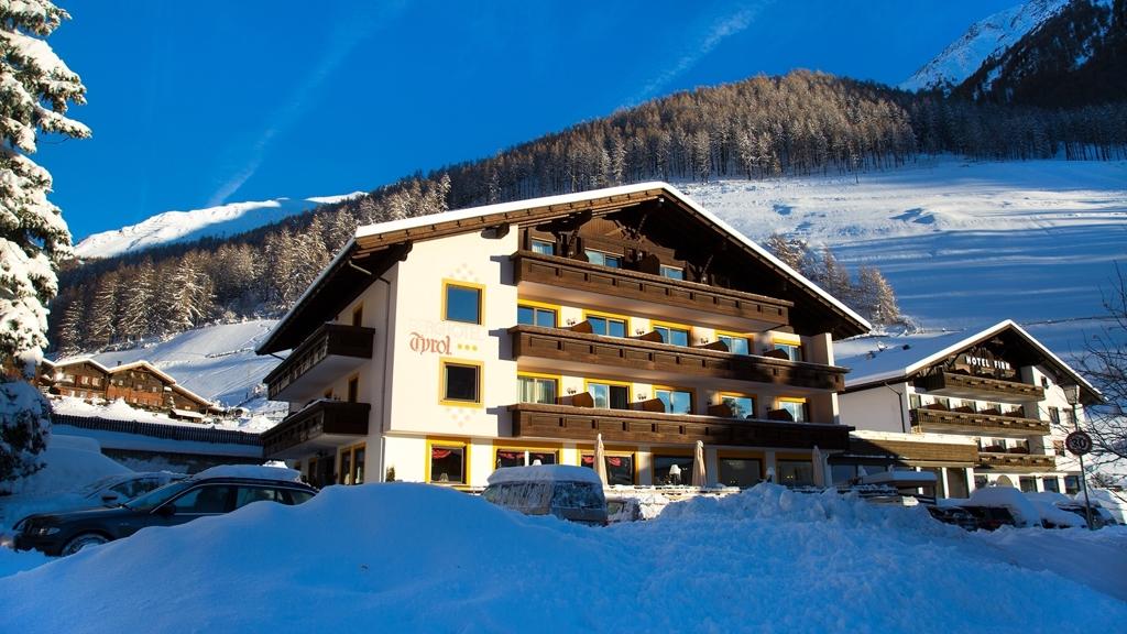 Berghotel Tyrol & Firn
