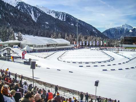 Biathlon World Cup Antholz