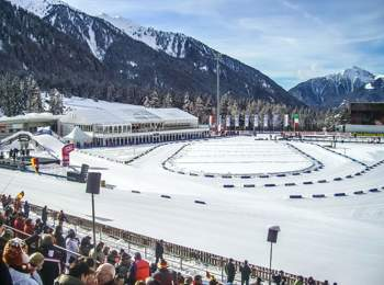 Biathlon World Cup Antholz