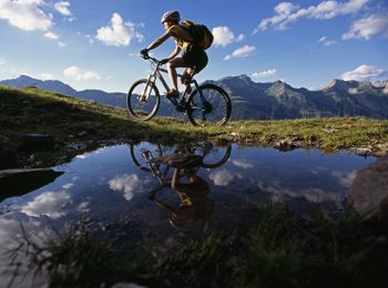 Bici a St. Anton am Arlberg