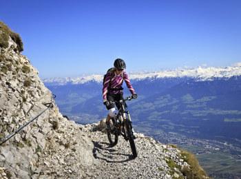 Bici in Tirolo