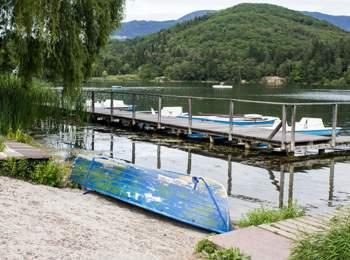Big Montiggl Lake