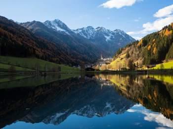 Blick auf Mühlwald