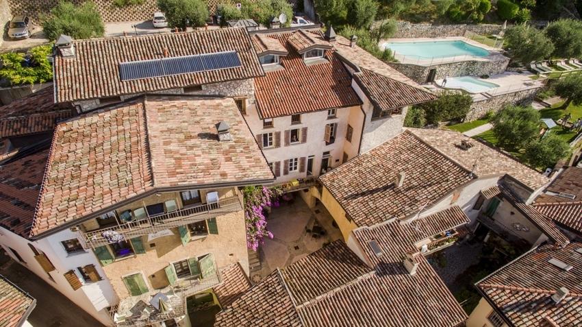 Borgo Alba Chiara Traumurlaub In Toscolano Maderno Am Gardasee
