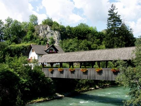 Brücke bei St.Lorenzen