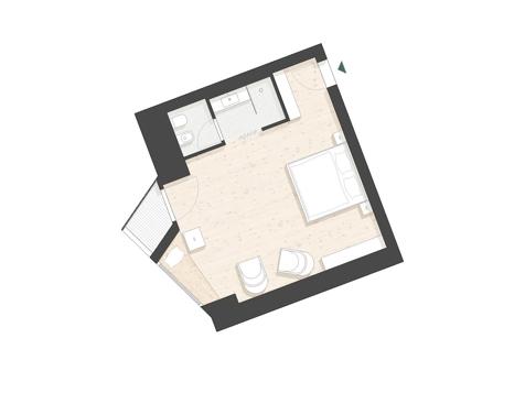 Panoramazimmer XL-3