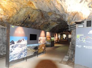 Bunker Mooseum in Moos in Passeier