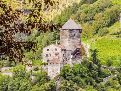Burg Branzoll in Klausen