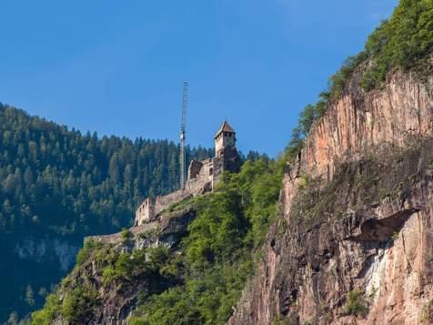 Burg Festenstein bei Andrian