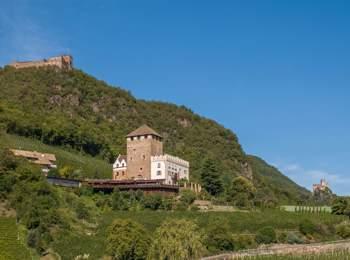 Burgen in Eppan