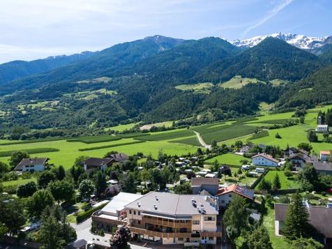 Camping Residence Sägemühle  - Prad am Stilfserjoch - Vinschgau