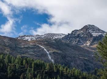 Cascata in Val Martello