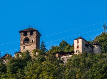 Castel Bavaro a Nalles