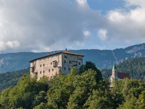 Castel del Gatto a Prissiano