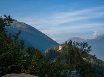 Castel Eschenlohe in Val d'Ultimo