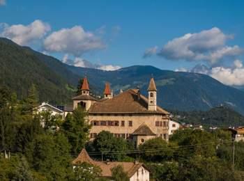 Castel Fahlburg a Prissiano