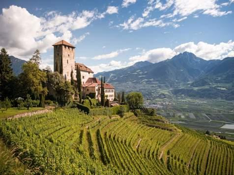 Castel Monteleone a Cermes nei pressi di Lana