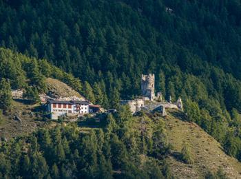 Castel Reichenberg & Castel Rotund
