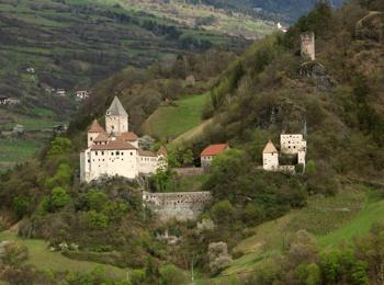 Castle Trostburg in Waidbruck / Ponte Gardena