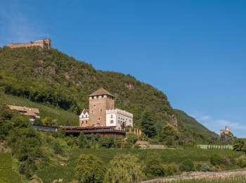 Castles in Eppan