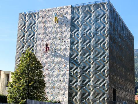 Centro d'arrampicata Vertikale a Bressanone