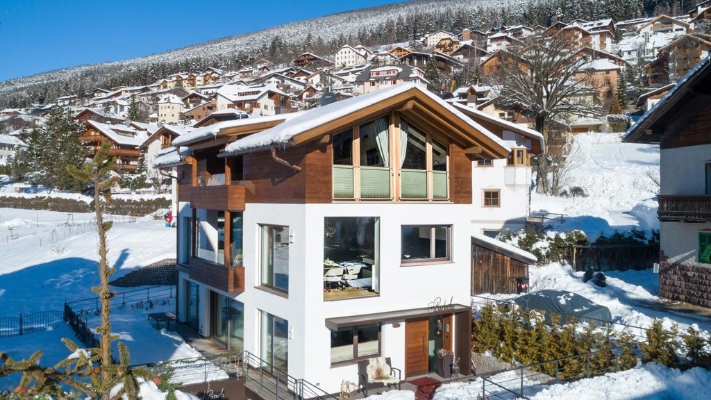 Chalet Paruda di Ortisei / Dolomiti - www.alto-adige.com