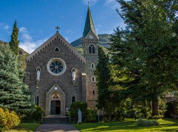 Chiesa di Gargazzone