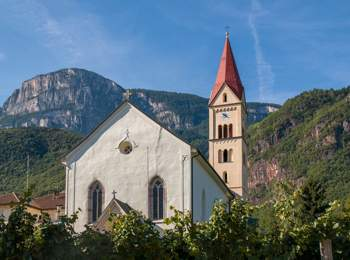 Chiesa parrocchiale di Andriano