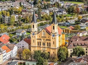 Brunico in Val Pusteria - Vacanze nel vivace centro dell\'Alto Adige