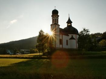 Chiesa Seekirchl a Seefeld