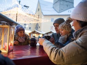 Christmas market Bruneck