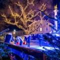 Christmas market in Brixen