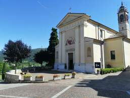 Church in Costermano