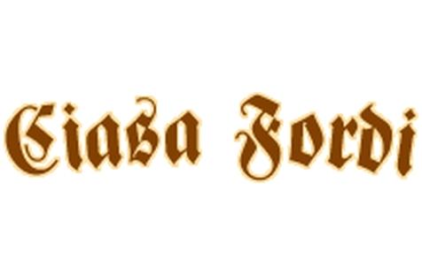Ciasa Fordì Logo