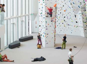 Climbing centre Bruneck