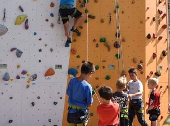 Climbing centre Rockarena in Meran