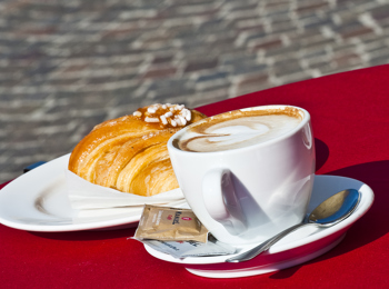 Colazione al Lago di Garda