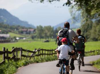 Cycle path Passeiertal