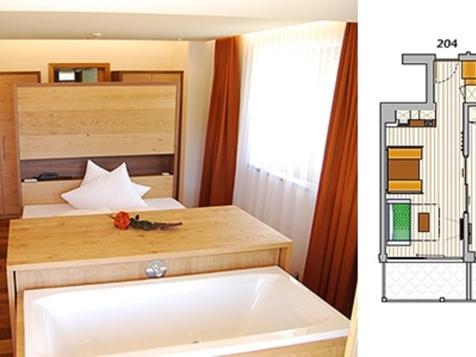 Apartment Sonnenaufgang  45-50m² -1