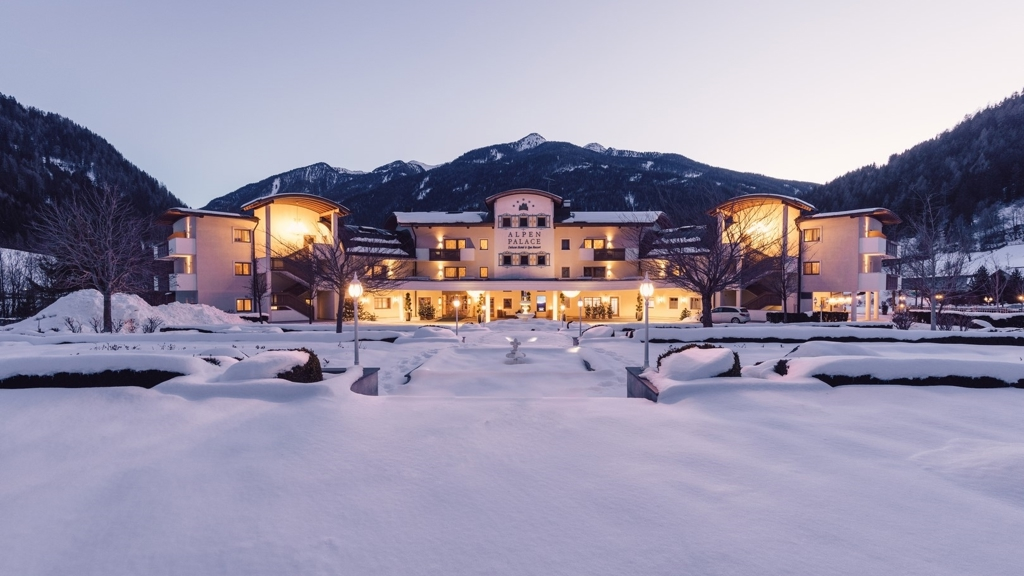 Alpenpalace Deluxe Hotel And Spa Resort