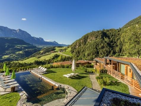 Der Pennhof - Biourlaub in Südtirol