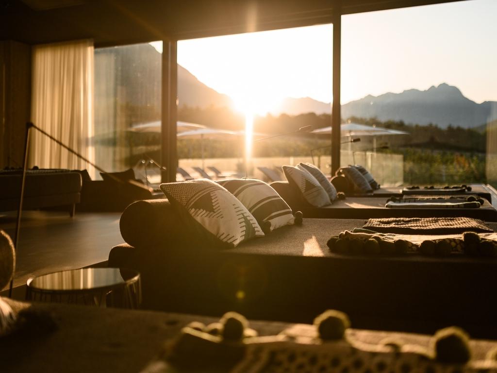 Design hotel tyrol ferien in s dtirol auf suedtirol ch for Design hotel tyrol