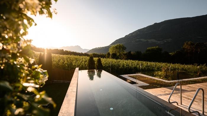 Design Hotel Tyrol In Partschins Rabland Meran Und Umgebung Www