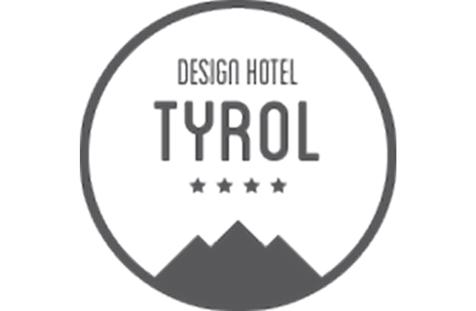 Design Hotel Tyrol Logo