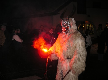 Devil processions