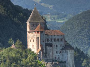 Die Trostburg in Waidbruck